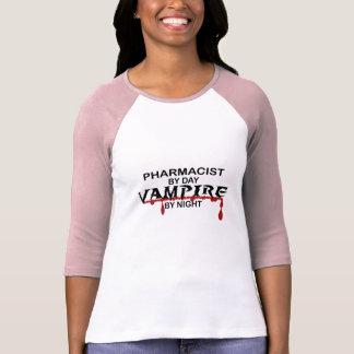 T-shirt Vampire de pharmacien par nuit