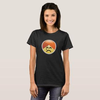 T-shirt van Emoji van de Tulband van de campagne