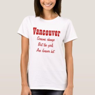 T-shirt Vancouver Canada