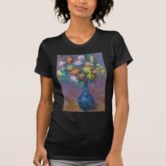 T-shirt Vase de chrysanthèmes Claude Monet