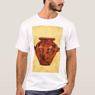 T-shirt Vase', Rouge-figuré Etruscan, Museo_Art d'Antiquit