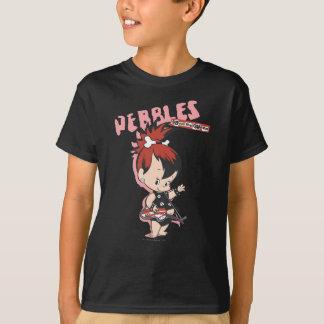 T-shirt Vedette du rock de PEBBLES™