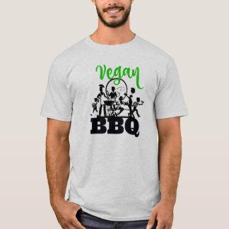 T-shirt végétalien de BBQ
