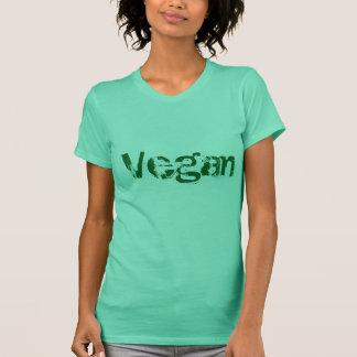 T-shirt végétalien de citation