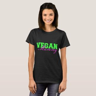 T-shirt végétalien de maman du jour de mère