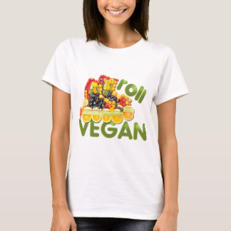 T-shirt végétalien de petit pain