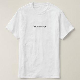 T-shirt Végétalien d'entretien à moi