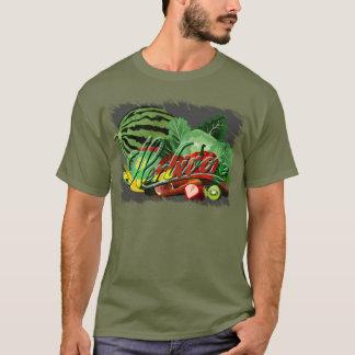 T-shirt Végétalien végétarien herbivore