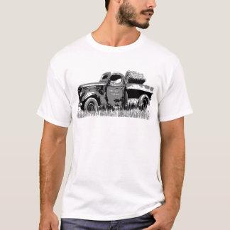 T-shirt Véhicule de ferme