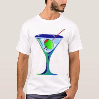 T-shirt Verre de Martini
