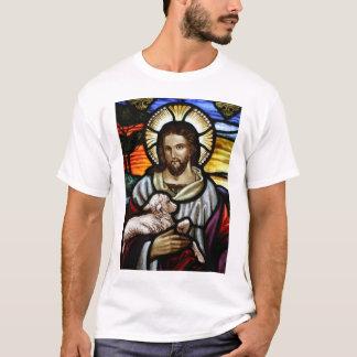 T-shirt Verre souillé Jésus