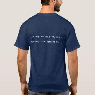 T-shirt Vers 2 du chapitre 3 de psaumes