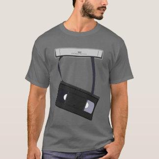T-shirt VHS - customisé