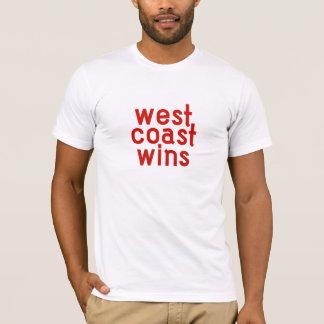 T-shirt Victoires de côte ouest