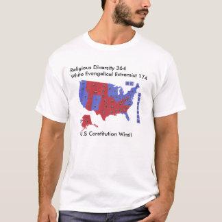 T-shirt Victoires religieuses de diversité ! !