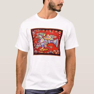 T-shirt ** Vieux dieux III **