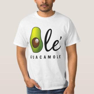 T-shirt Vieux humour d'avocat de guacamole