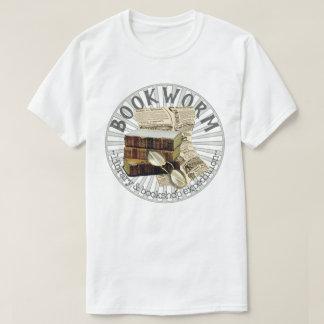 T-shirt Vieux livres de rat de bibliothèque drôle