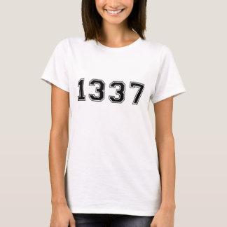 T-shirt Vieux-School 1337
