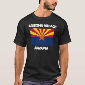 T-shirt Village de l'Arizona, Arizona