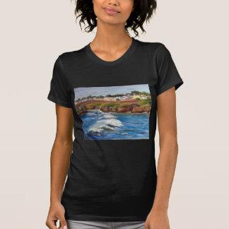 T-shirt Village de Mendocino