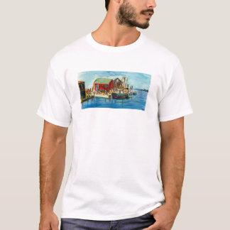 T-shirt village de menemsha