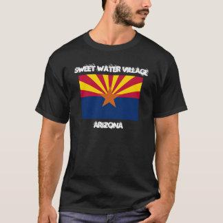 T-shirt Village doux de l'eau, Arizona