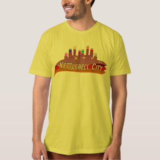 T-shirt Ville de Kettlebell