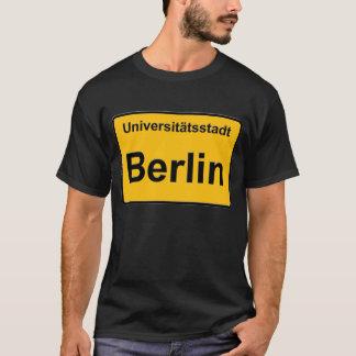 T-shirt Ville universitaire Berlin