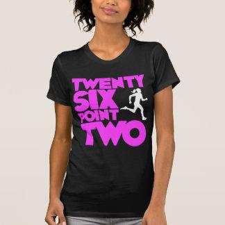 T-shirt Vingt-six blocs SIEN, rose indien