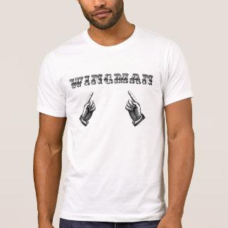 T-shirt vintage de Wingman de style