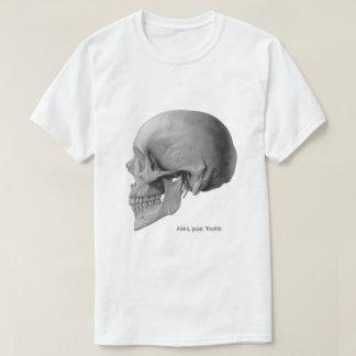 T-shirt vintage d'illustration de Hamlet de côté