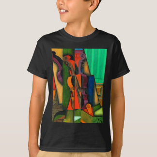 T-shirt Violon et guitare par Juan Gris