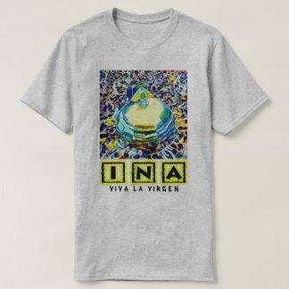 T-shirt Virgen de La de vivats d'INA