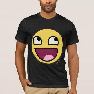 T-shirt visage 4chan impressionnant