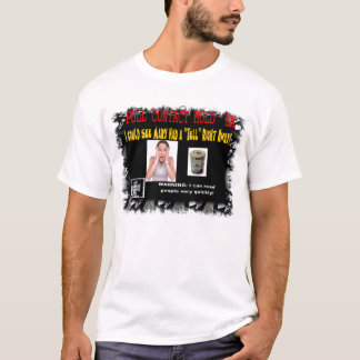 T-shirt Visage de tisonnier Mary