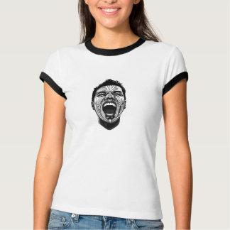 T-shirt Visage peint