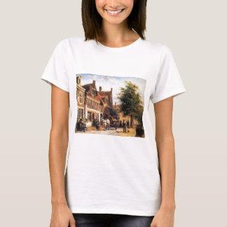 T-shirt Vissersdijk dans Enkhuizen par Cornelis Springer