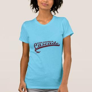 T-shirt Vitesse de cascade de Colombie