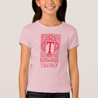 T-SHIRT VITESSE DE TRU - MONOGRAMME DE TRURO