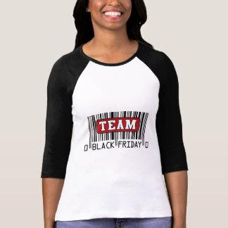 T-shirt Vitesse noire de vente de vendredi