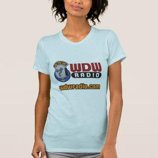 T-shirt Vitesse par radio de logo de WDW