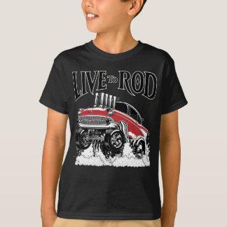 T-shirt VIVEZ à la TIGE Gasser 1957