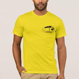 T-shirt Vivez pour l'aventure