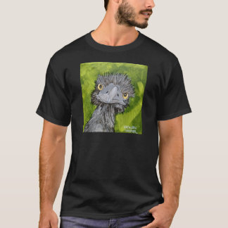 T-shirt Voici le lookin à vous, l'acrylique 5x5 sur la