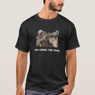 T-shirt Voici venir le BOOM !