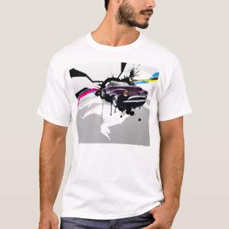 T-shirt voiture