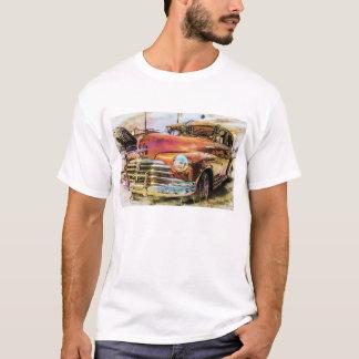 T-shirt Voiture antique de cru de Chevrolet Chevy