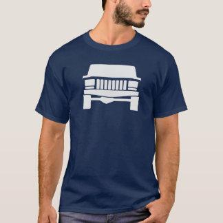T-shirt voiture tous terrains