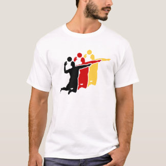T-shirt volleyball